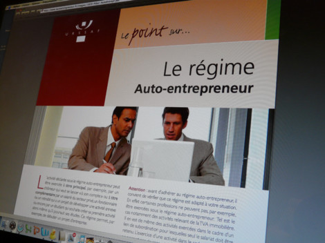 Auto entrepreneur facile mais article c t quimper for Auto entrepreneur idee activite